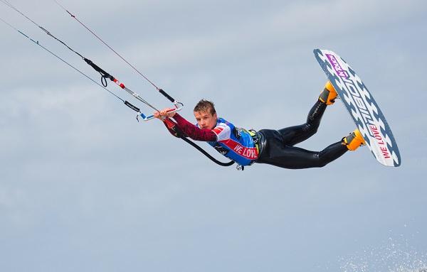 Sport / Wassersport / Kitesurfen: Beetle Kite World Cup 2013 St. Peter Ording, Copyright: Sebastian Schöffel / HOCH ZWEI