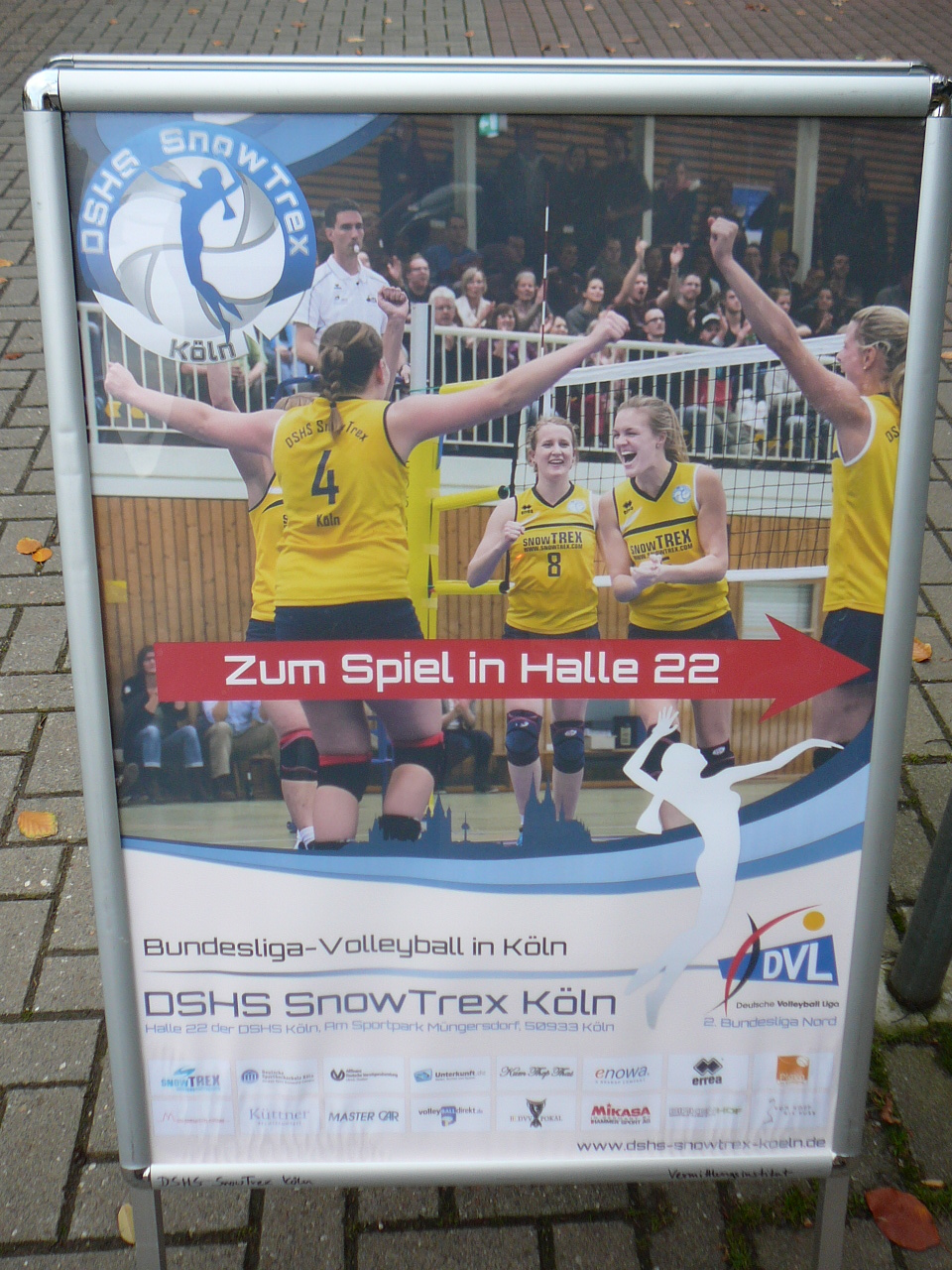 VolleyballKöln2