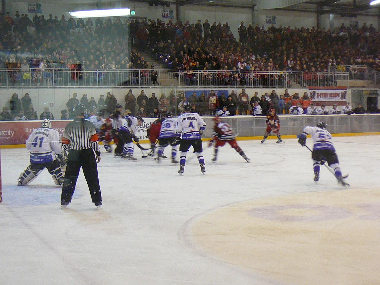 Eishockey Langenhagen