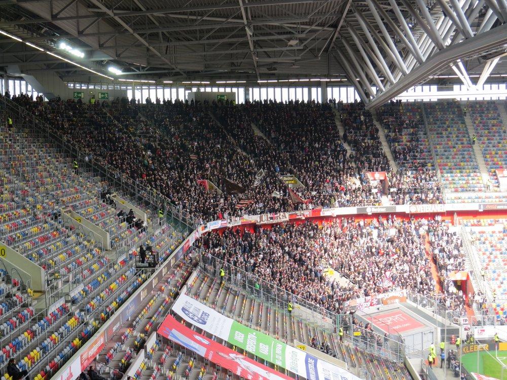 Düsseldorf Esprit Arena Sportandtravelde